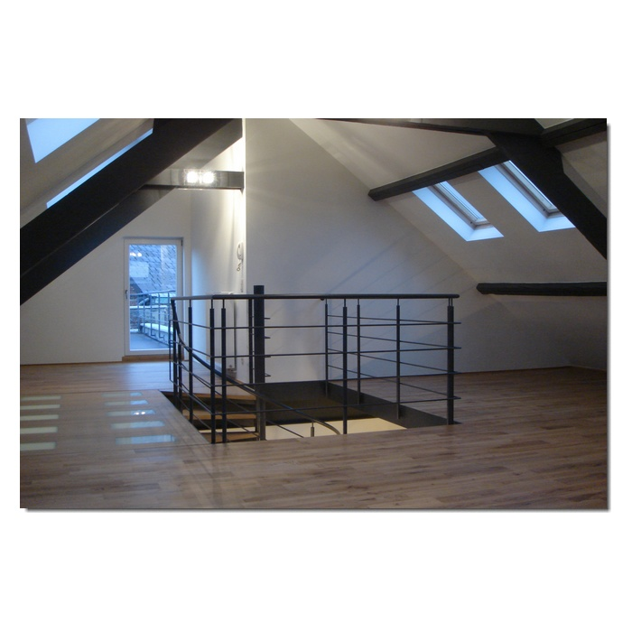 Loft bruxelles amenagement interieur 013 for Amenagement interieur